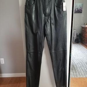 🕶 Wilsons Leather Pants - Size 12